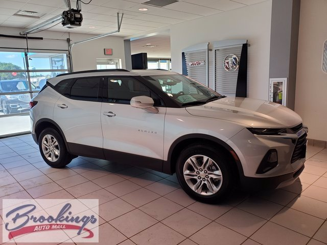 Pre-Owned 2019 Chevrolet Blazer All Wheel Drive Crossover