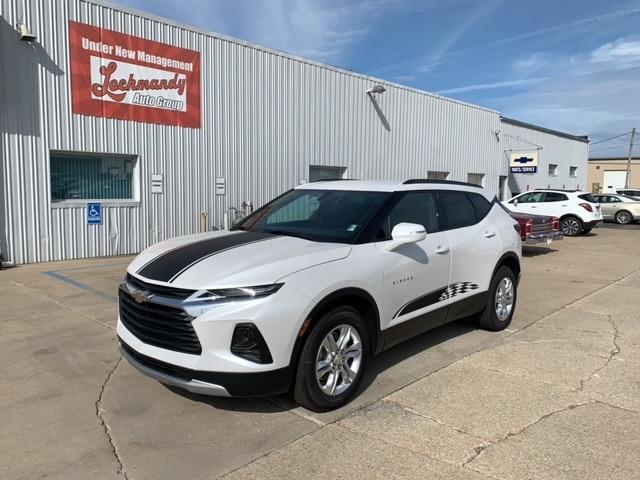 New 2020 Chevrolet Blazer LT Sport Utility 3GNKBHRS8LS531747 for Sale in Elkhart IN