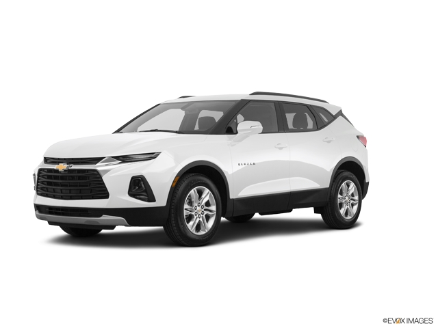 New 2020 Chevrolet Blazer 3LT All Wheel Drive Crossover