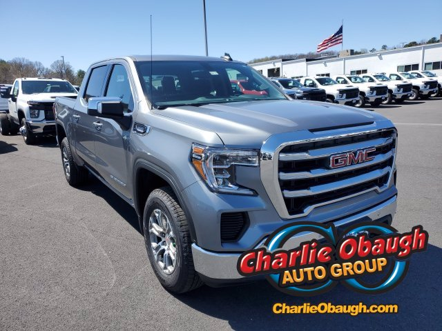 New 2020 GMC Sierra 1500 SLE All Wheel Drive Crew Cab