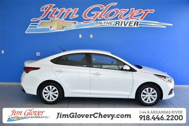 Pre-Owned 2018 Hyundai Accent