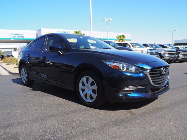 Pre-Owned 2018 Mazda3 4-Door Sport Sedan