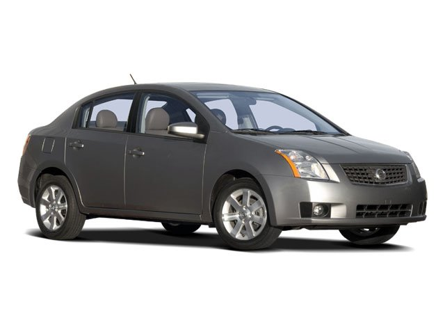 Pre-Owned 2008 Nissan Sentra Sedan 4 Dr.