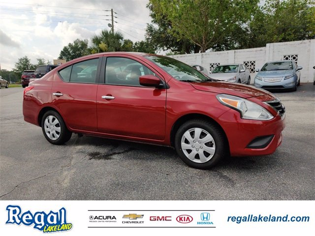Pre-Owned 2019 Nissan Versa Sedan