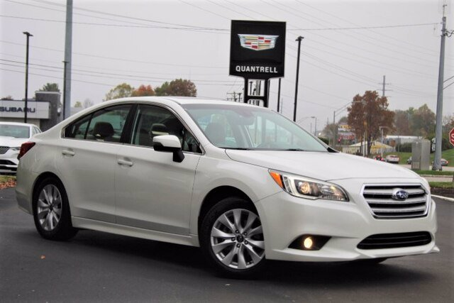 Pre-Owned 2017 Subaru Legacy ALL_WHEEL_DRIVE 4dr Car