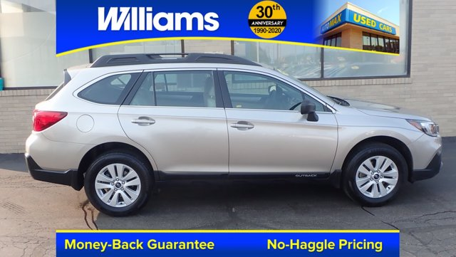 Pre-Owned 2018 Subaru Outback Wagon 4 Dr.
