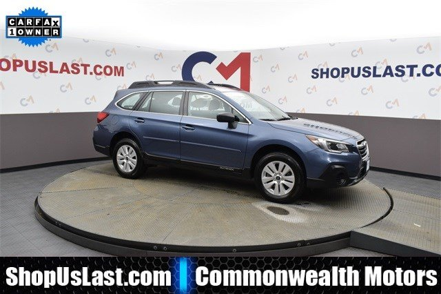 Pre-Owned 2018 Subaru Outback All Wheel Drive Wagon 4 Dr.