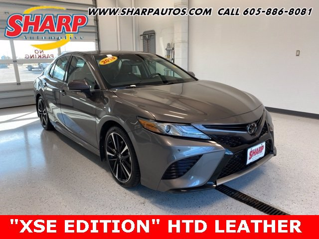 Pre-Owned 2018 Toyota Camry XSE FRONT_WHEEL_DRIVE 4dr Car