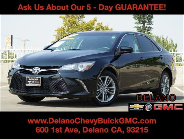 Pre-Owned 2017 Toyota Camry NA Sedan 4 Dr.