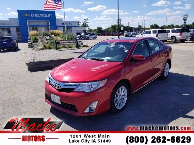 2013 Toyota Camry SE/XLE