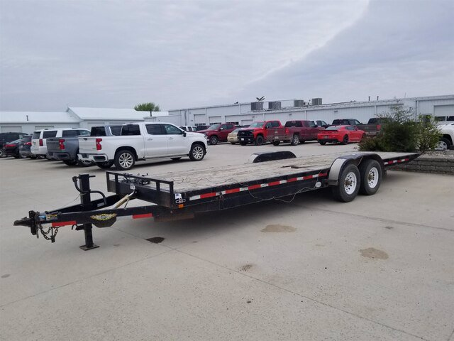Pre-Owned 2010 CHEVROLET TRUCK H&H TRAILER