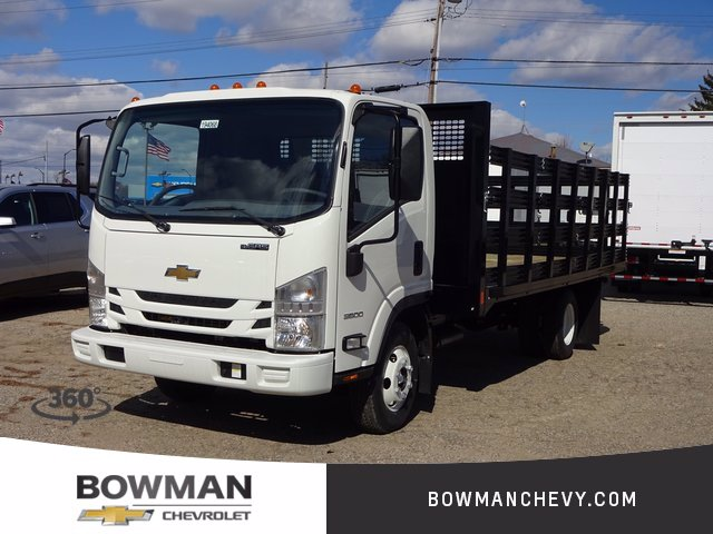 2019 Chevrolet Low Cab Forward 3500 Work Truck