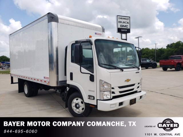 2021 Chevrolet Low Cab Forward 3500 Others