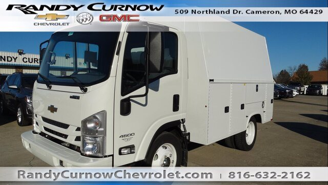 2018 Chevrolet Low Cab Forward 4500 Others