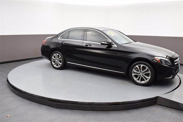 2015 Mercedes-Benz C-Class C 300 Luxury