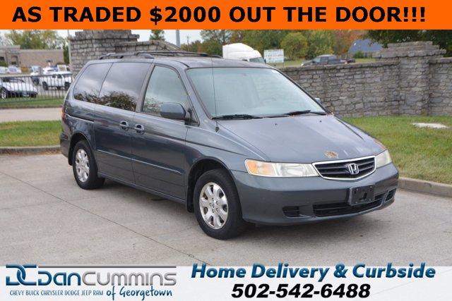 2004 Honda Odyssey EX-RES