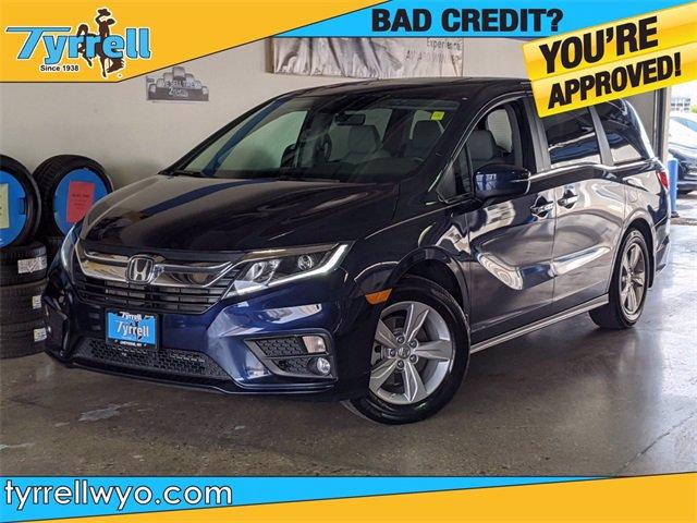 Pre-Owned 2019 Honda Odyssey EX-L