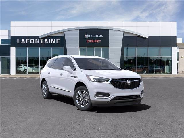 New 2021 Buick Enclave Essence FWD SUV