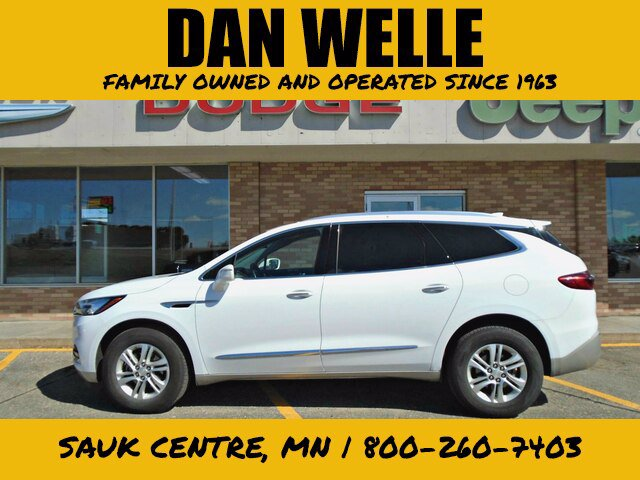Pre-Owned 2020 Buick Enclave AWD Essence
