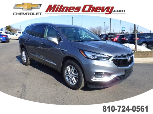 Certified Pre-Owned 2019 Buick Enclave Essence AWD Crossover