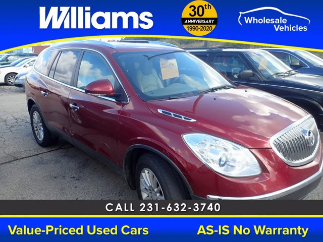 Pre-Owned 2011 Buick Enclave CXL-1 ALL_WHEEL_DRIVE SUV