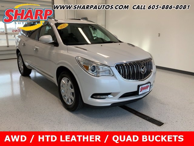 2017 Buick Enclave Others