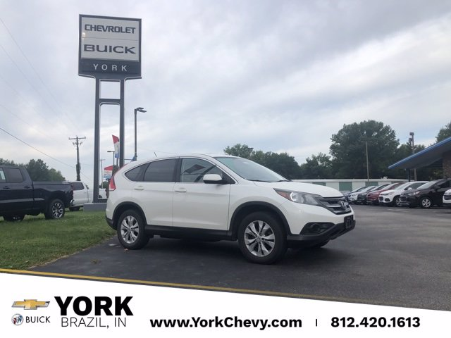 Pre-Owned 2014 Honda CR-V NA Wagon 4 Dr.