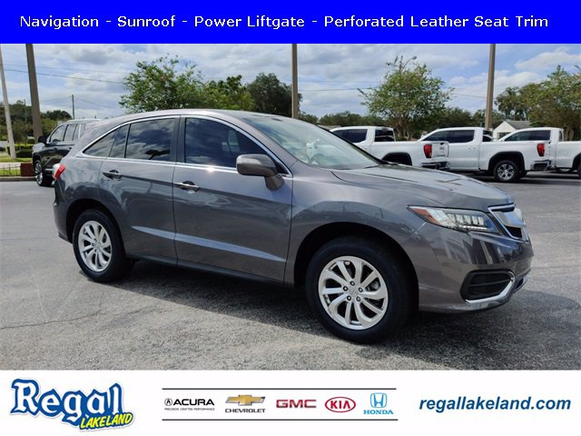 Pre-Owned 2018 Acura RDX w/Technology Pkg/w/Technology/AcuraWatch Plus Pkg