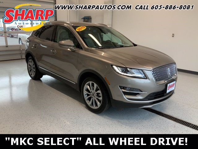 Pre-Owned 2019 Lincoln MKC Select NA Wagon 4 Dr.