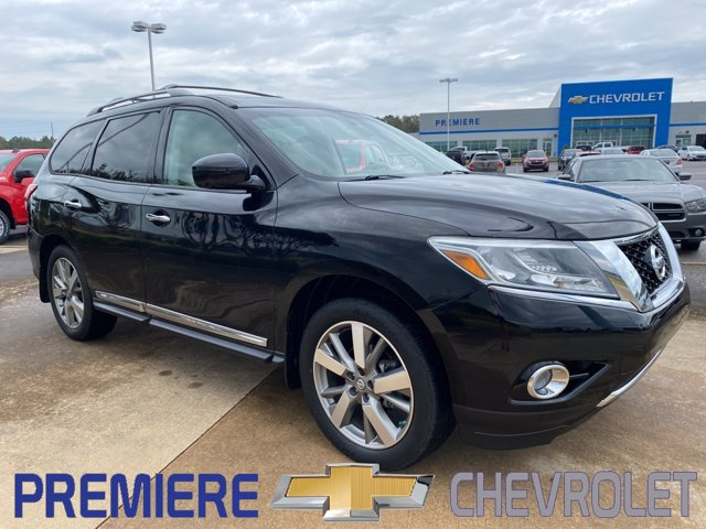 Pre-Owned 2013 Nissan Pathfinder NA Wagon 4 Dr.