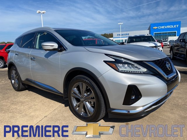 Pre-Owned 2019 Nissan Murano NA Wagon 4 Dr.