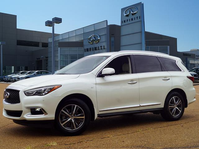 Pre-Owned 2020 INFINITI QX60 Front Wheel Drive Wagon 4 Dr.