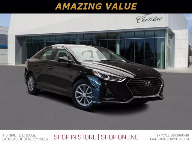 Pre-Owned 2018 Hyundai Sonata SE NA Sedan 4 Dr.