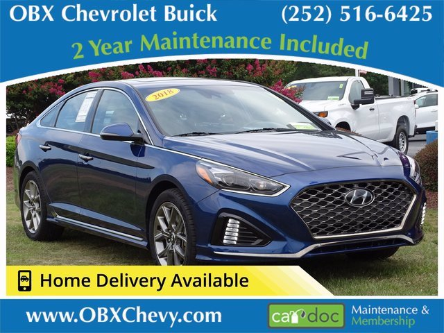 used 2018 hyundai sonata for sale at downtown ford sales vin 5npe34ab3jh636629 downtown ford sales