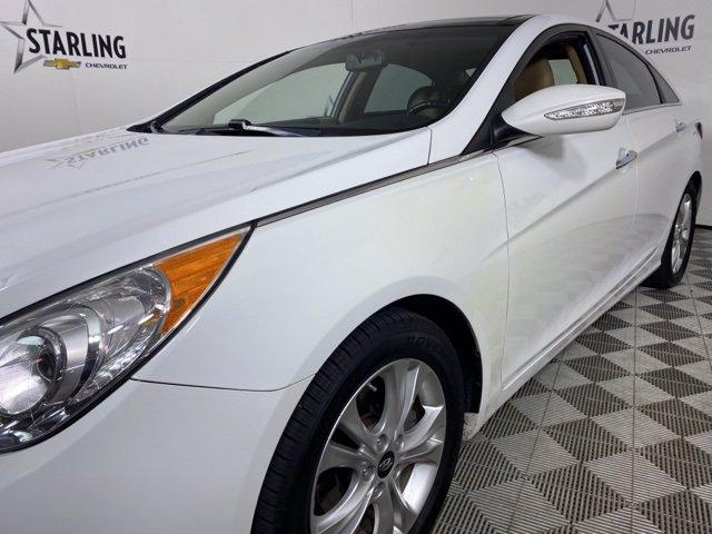 Pre-Owned 2012 Hyundai Sonata 2.4L Limited