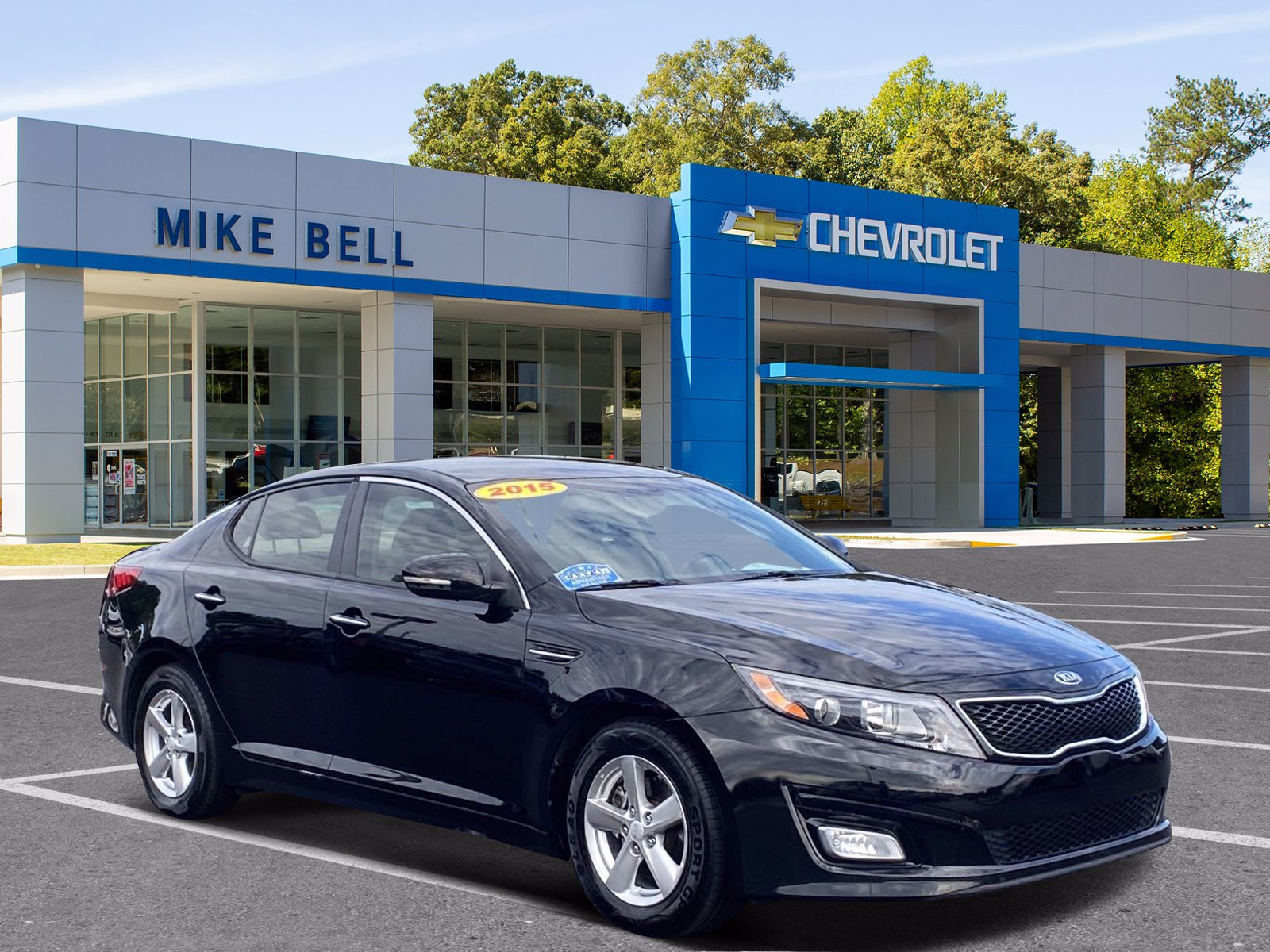 Pre-Owned 2015 Kia Optima LX Sedan 4 Dr.