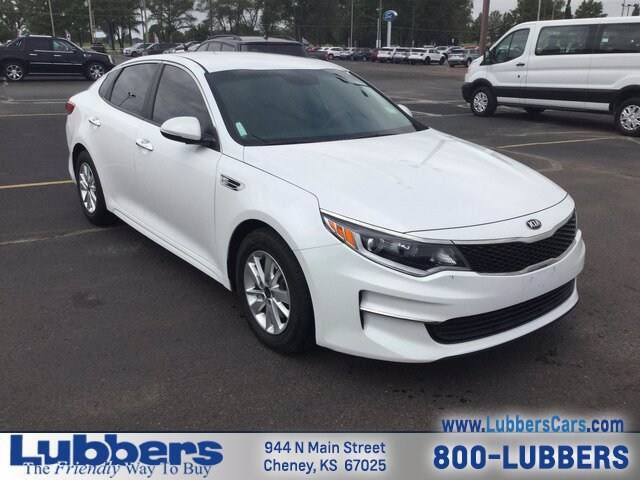 Pre-Owned 2016 Kia Optima