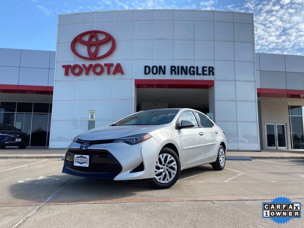 2018 Toyota Corolla L/LE/XLE/SE/XSE