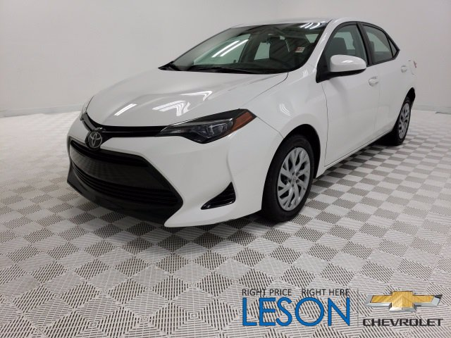 Pre-Owned 2017 Toyota Corolla L Front Wheel Drive Sedan 4 Dr.