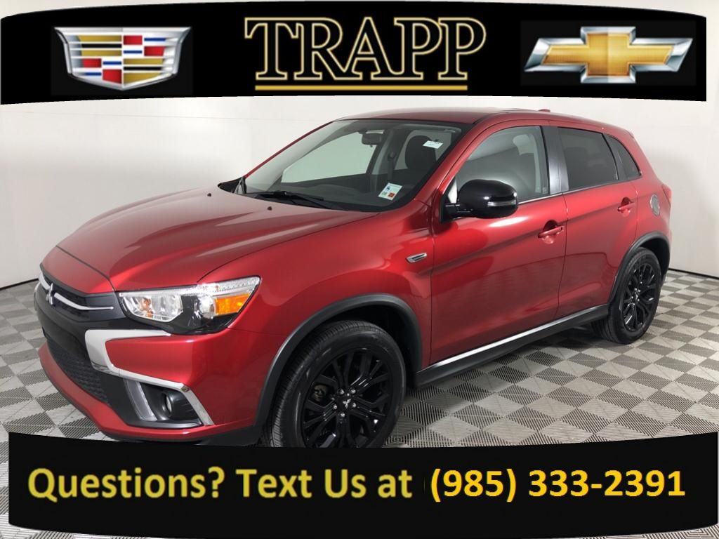 Pre-Owned 2019 Mitsubishi Outlander Sport ES 2.0 Front Wheel Drive Wagon 4 Dr.