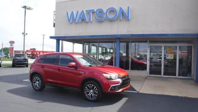 Pre-Owned 2017 Mitsubishi Outlander Sport NA Wagon 4 Dr.