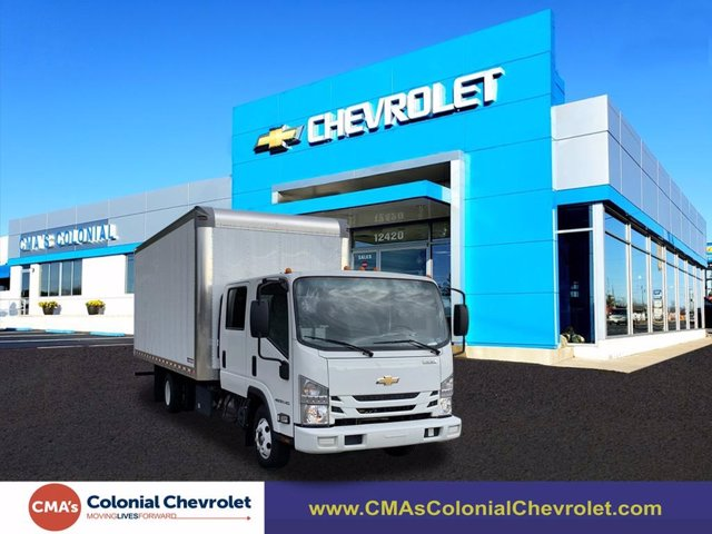 2018 Chevrolet 4500HD LCF Diesel Others Crew Cab Chassis-Cab