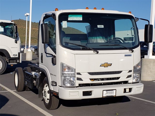 2020 Chevrolet Low Cab Forward 4500 HD Work Truck