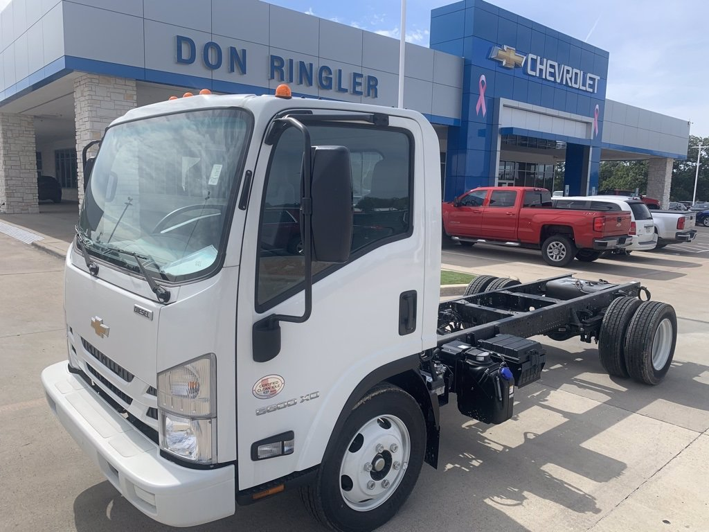 2019 Chevrolet Low Cab Forward 5500 XD Work Truck