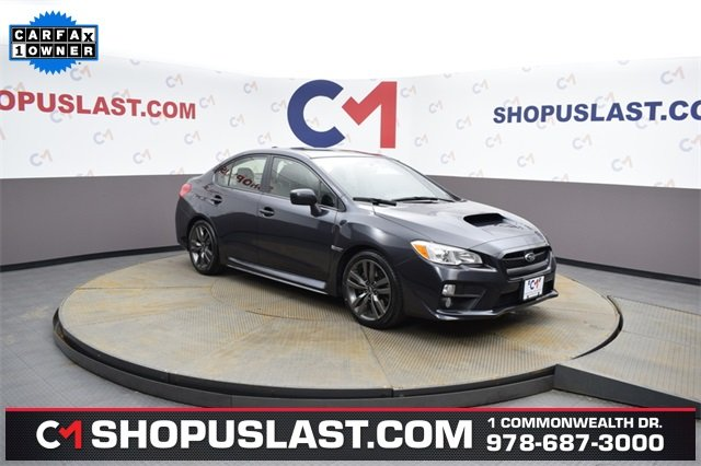 Pre-Owned 2017 Subaru WRX Premium AWD Premium Manual