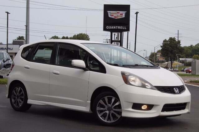 Pre-Owned 2013 Honda Fit Sport Hatchback 4 Dr.