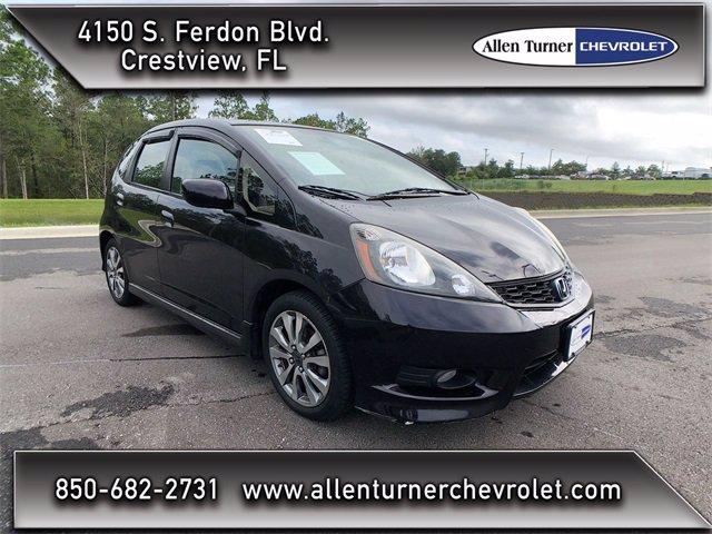 Pre-Owned 2013 Honda Fit