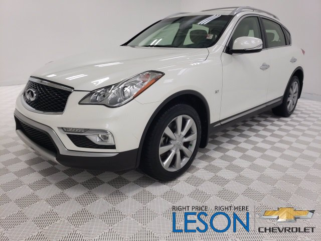 Pre-Owned 2017 INFINITI QX50 Rear Wheel Drive Wagon 4 Dr.