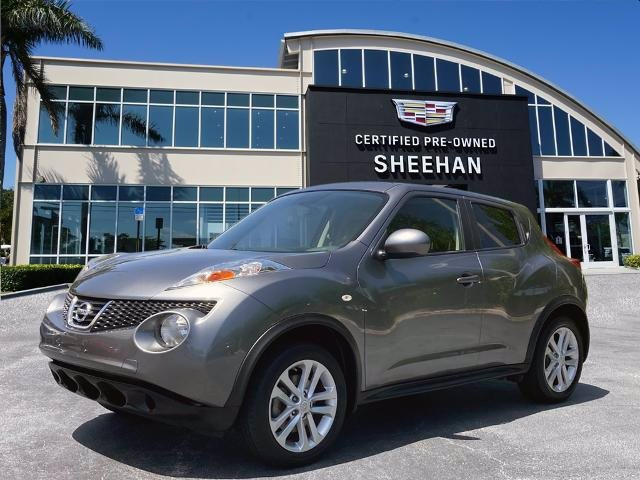 Pre-Owned 2011 Nissan JUKE SV All Wheel Drive Wagon 4 Dr.