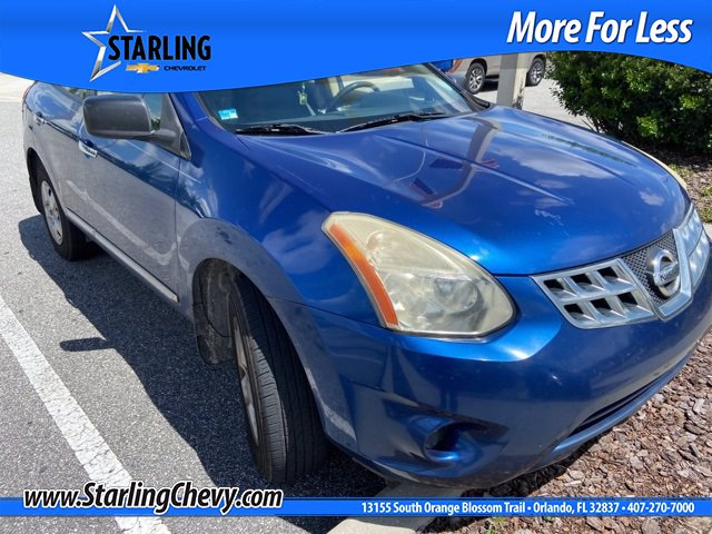 Pre-Owned 2011 Nissan Rogue Wagon 4 Dr.